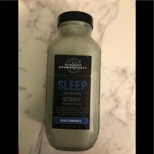 Sleep Black Chamomile Aromatherapy Dream Bath